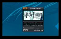 Гаджет Stream Portal - онлайн видео и аудио трансляции.