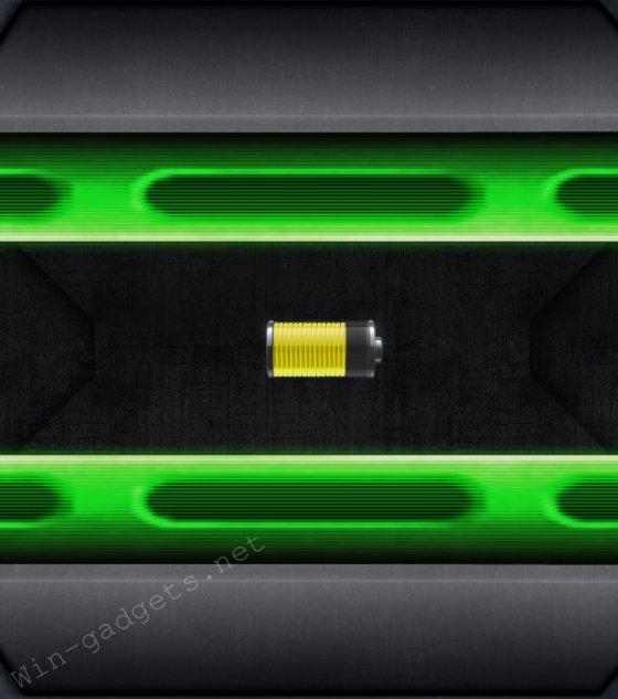 Гаджет HUD LAUNCH Battery - скачать бесплатно.