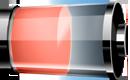 Индикатор зарядки гаджета Red Battery.