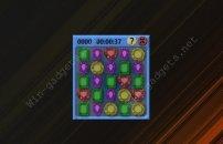 Гаджет Jewels Puzzle на рабочий стол Windows 7