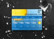MSN Weather 2.0 - Гаджет MSN погода на рабочий стол.