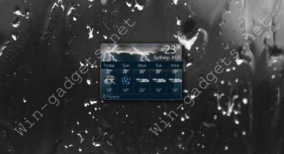 MSN Weather 2.0