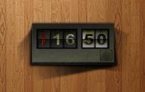 Lost Clock - Гаджет часы из сериала Lost.