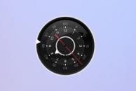 VAtch clock - часы в виде замка от сейфа.