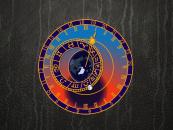 Astronomic clock - гаджет Астрономические часы для Windows 7.