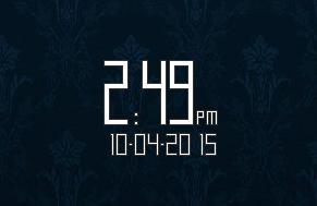 Информер Часов И Календаря