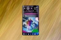 Aoo!Player Voyager - гаджет-плеер для прослушивания музыки Vkontakte на рабочем столе.