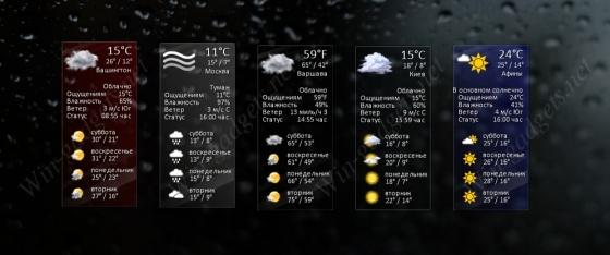 My Weather 4.7