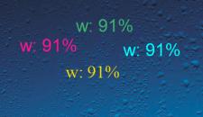 Wireless Signal Status - гаджет уровня сигнала Wi-Fi на рабочий стол.