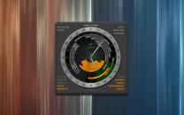 Market clock - биржевые часы 24h для форекс.