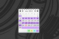 Shift Calendar - календарь для Windows 7