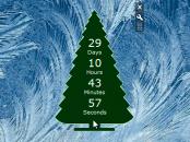 Countdown to New Year - перевернутый подсчёт поперед Нового года.